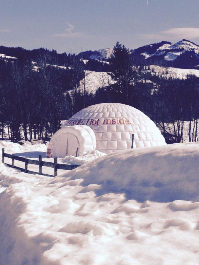 Iglu Winter 4
